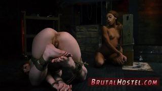 Chinese foot slave Sexy youthful girls, Alexa Nova and Kendall Woods,