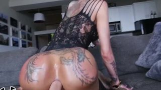 BANGBROS – A Short-Haired Bella Bellz Gets Anal For Her Big Ass