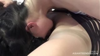(VIP Video) Chinese club girls homemade lesbian threesome 2019