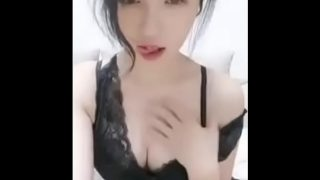 Chinese Cam Girl FeiFei – Striptease & Masturbate 06
