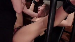 Ass Fucking In The Dungeon