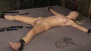 Molly Mae – Teen BDSM – Beast Punishing Beauty 4