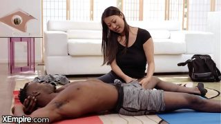XEmpire – Asian Yoga Instructor Takes Her Client's BBC